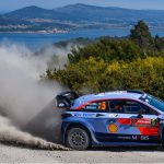 FRIDAY IN PORTUGAL: NEUVILLE LEADS AFTER CRAZY DAY
