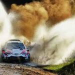 Rally Portugal: SS2: TÄNAK STOPS, PADDON LEADS