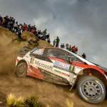 Toyota joins winners in WRC