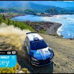 WRC GREETS RALLY TURKEY
