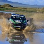 Young Guns Get Ready For Rallystar Rally