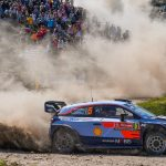 Rally Portugal: SS12: NEUVILLE PULLS CLEAR