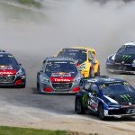 Silverstone welcomes World RX for first time as Speedmachine powers up