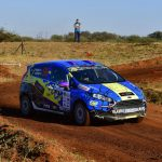 Young Guns Win Six Of 10 Stages on Rallystar Rally