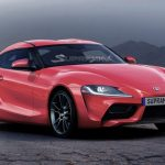 Right for left: New Toyota Supra headed to NASCAR, reports say