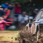 RALLY ITALY: SS4/5: DOMINANT MIKKELSEN ON TOP