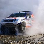 Italian Baja: 25th edition with the first Chinese crew at the start