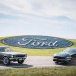 Steve McQueen's Bullitt Mustang is coming to the UK!