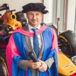 Red Bull boss gets honorary degree
