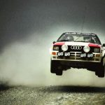 How One Iconic Rally Photo Helped Audi's Quattro All-Wheel Drive Take Flight