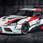 REPORT: TOYOTA SUPRA MAY BE COMING TO NASCAR IN 2019