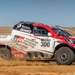 TOYOTA GAZOO RACING SA PRIMED FOR ATTACK ON TOYOTA KALAHARI BOTSWANA 1000 DESERT RACE