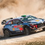Hayden Paddon and Seb Marshall fighting fit for Sardinia rally