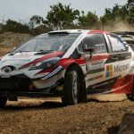 LATVALA WINS ITALY WARM-UP