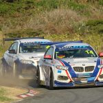 Fourie back on the top step of the Sasol GTC podium