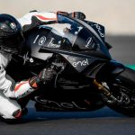 From a roar to a whirr — MotoGP goes electric