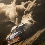 NEUVILLE ON THE DEFENSIVE IN WRC'S OWN ITALIAN JOB
