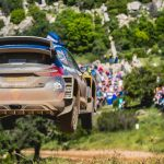 Rally Italy: SS13/14: ANGRY OGIER FIRED UP