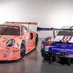 Porsche Decked Out Two 911 RSRs In Thowback Liveries For Le Mans