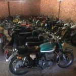 Simon Fourie to sell his famous classic bike collection