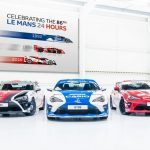 TOYOTA CELEBRATES THE 86TH 24 HOURS OF LE MANS WITH TRIO OF HERITAGE LIVERIED GT86 COUPES