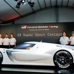 TOYOTA PLANS A 'SUPER SPORTS CAR,' BUT WILL IT BE FOR THE ROAD?