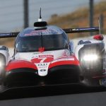 TOYOTA ON THE BRINK OF LE MANS GLORY