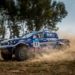 Ford NWM Aiming for Hat-Trick of Wins in the Desert
