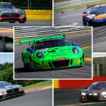 Five manufacturers chasing Intercontinental GT Challenge points at 24 Hours of Spa