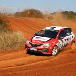 CHAMPIONSHIP POINTS THE MAIN AIM FOR TOYOTA GAZOO RACING SA'S BOTTERILL/VACY-LYLE AS NRC MOVES TO P.E.