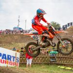 SA's Camden Mc Lellan becomes European MX Champion