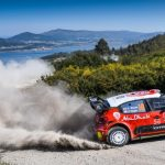 Citroën gearing up for Rally Finland