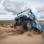 Watch what's about to go down at the 2018 Silk Way Rally