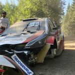 Rally Finland: SS20/21: LAPPI ROLLS OUT