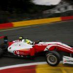 Mick Schumacher his first Formula 3 race