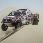 Al-Attiyah and Baumel hold Overdrive Racing's hopes of success in revised Silk Way Rally