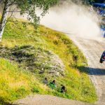 Rally Finland: SS6/7: ØSTBERG BACK IN FRONT