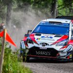 Rally Finland: SS12/13: TÄNAK STORMS CLEAR