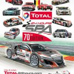 2018 Spa 24 Hours Poster