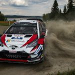 SATURDAY IN FINLAND: DOMINANT TÄNAK EXTENDS LEAD