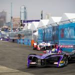 Newly Crowned Formula E Champion Vergne Wins on the Streets of New York