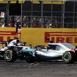 F1's biggest rivalry goes fromrespectful to acrimonious