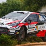 Toyota Yaris WRC trio ready for flat-out Finnish push