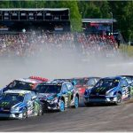 Ekstrom concedes World RX title to Kristoffersson