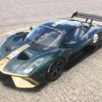 Debut of Brabham BT62 in North America at Monterey Car Week