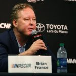 Nascar CEO France takes leave of absence following arrest