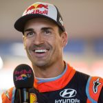 Happy Sordo closes in on ERC debut