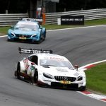 Di Resta edges Paffett for Sunday DTM win at Brands Hatch