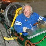 SNAKE CHARMER: GREEN MAMBA PILOT DOUG ROSE KILLED IN JET CAR CRASH AT AGE 80