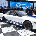 FIRST LOOK: 2019 FORD NASCAR MUSTANG FOR MONSTER ENERGY CUP SERIES
